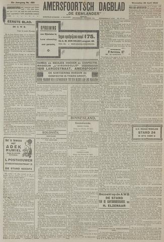 Amersfoortsch Dagblad / De Eemlander 1923-04-25