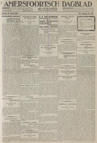 Amersfoortsch Dagblad / De Eemlander 1929-01-29