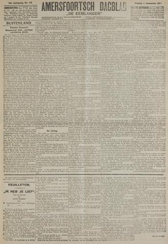 Amersfoortsch Dagblad / De Eemlander 1917-12-07