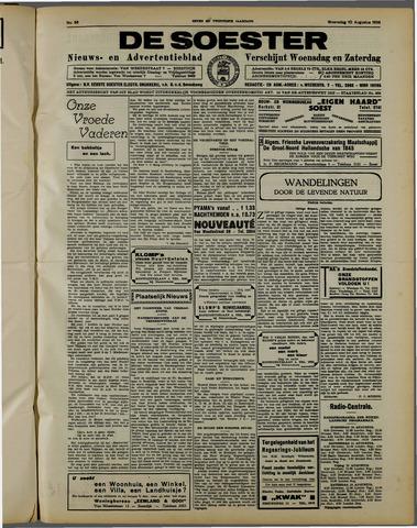 De Soester 1938-08-10