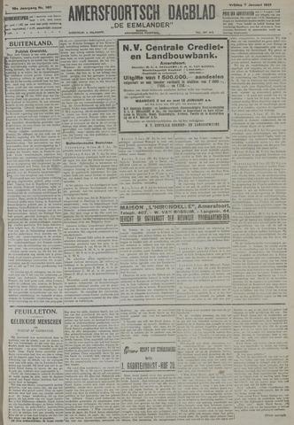 Amersfoortsch Dagblad / De Eemlander 1921-01-07