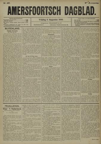 Amersfoortsch Dagblad 1909-08-06