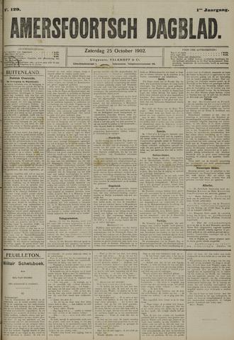 Amersfoortsch Dagblad 1902-10-25