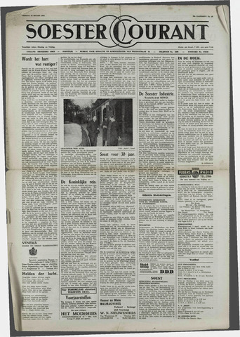 Soester Courant 1952-03-28