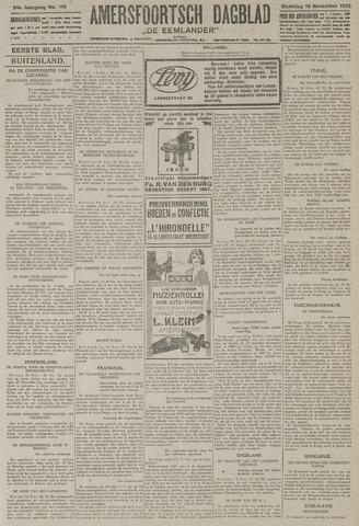 Amersfoortsch Dagblad / De Eemlander 1925-11-16
