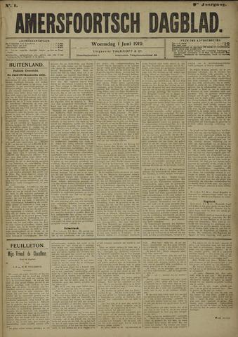 Amersfoortsch Dagblad 1910-06-01