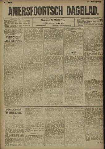 Amersfoortsch Dagblad 1911-03-20