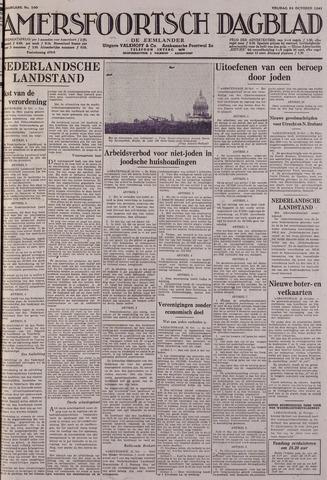 Amersfoortsch Dagblad / De Eemlander 1941-10-24