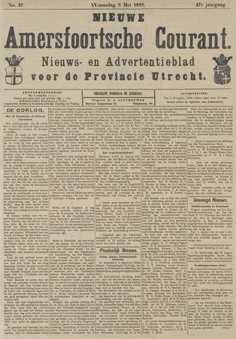 Nieuwe Amersfoortsche Courant 1918-05-08