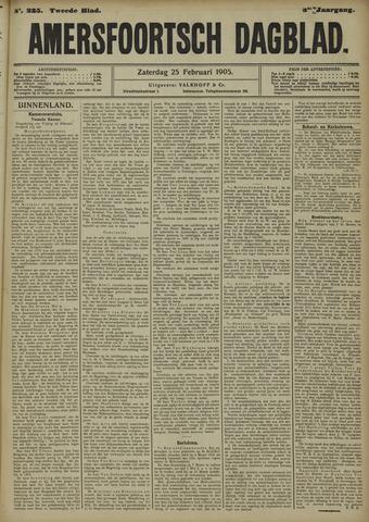 Amersfoortsch Dagblad 1905-02-25