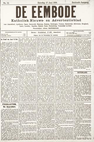 De Eembode 1899-06-17