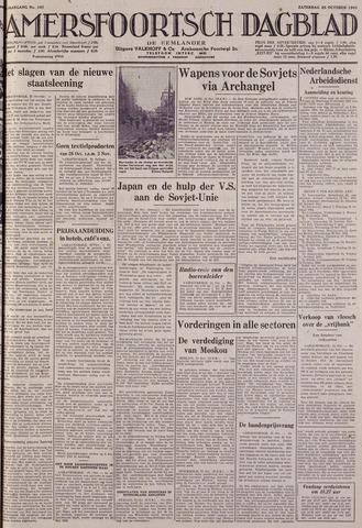 Amersfoortsch Dagblad / De Eemlander 1941-10-25