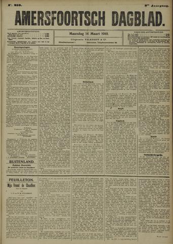 Amersfoortsch Dagblad 1910-03-14