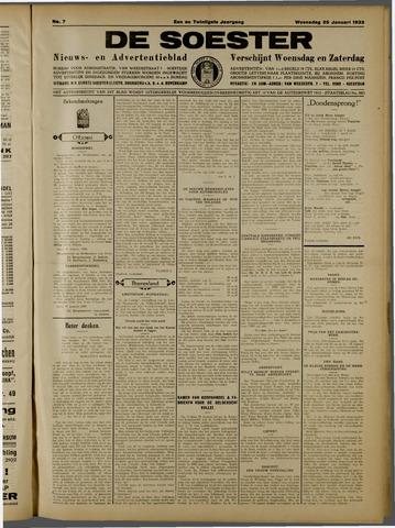 De Soester 1933-01-25