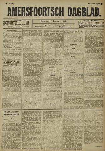 Amersfoortsch Dagblad 1904-01-11