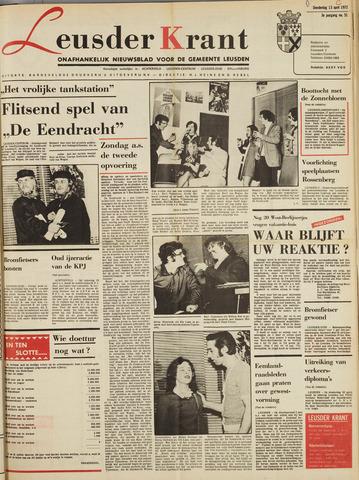 Leusder Krant 1972-04-13
