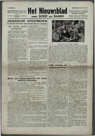 Soester Courant 1943-07-28