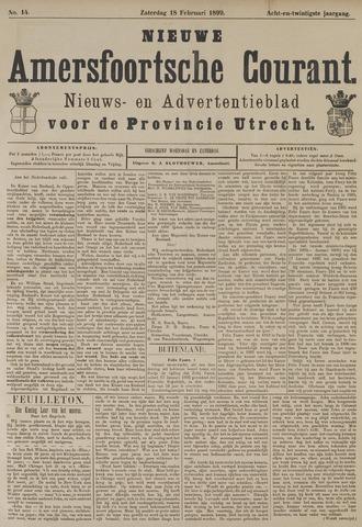 Nieuwe Amersfoortsche Courant 1899-02-18