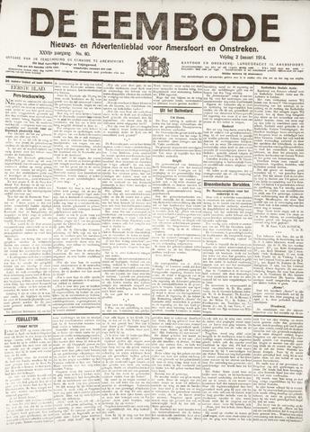 De Eembode 1914