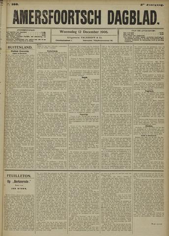 Amersfoortsch Dagblad 1906-12-12