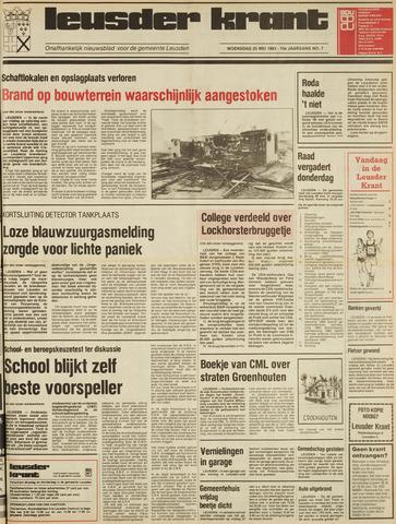 Leusder Krant 1983-05-25