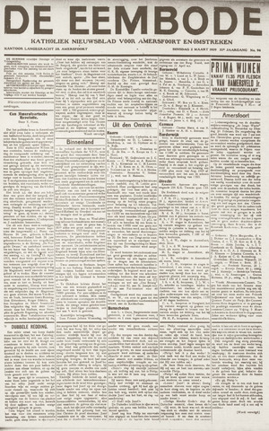 De Eembode 1920-03-02