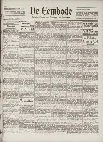 De Eembode 1934-01-23