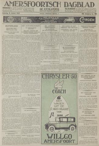 Amersfoortsch Dagblad / De Eemlander 1928-01-14