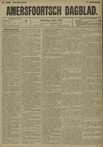 Amersfoortsch Dagblad 1909-06-05