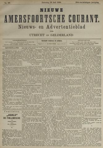 Nieuwe Amersfoortsche Courant 1894-07-28