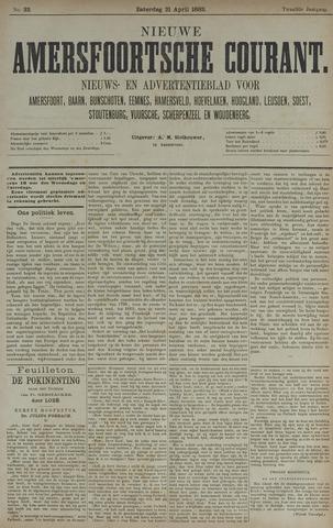 Nieuwe Amersfoortsche Courant 1883-04-21