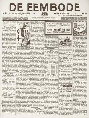 De Eembode 1928-05-11