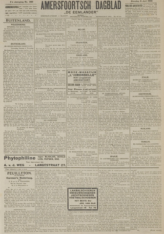 Amersfoortsch Dagblad / De Eemlander 1923-06-05