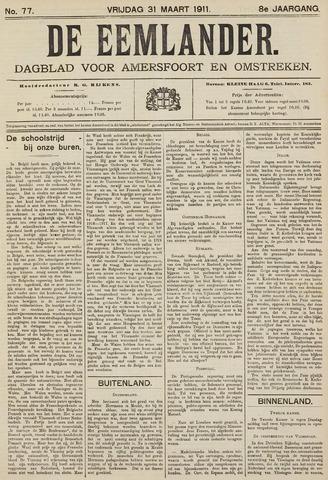 De Eemlander 1911-03-31