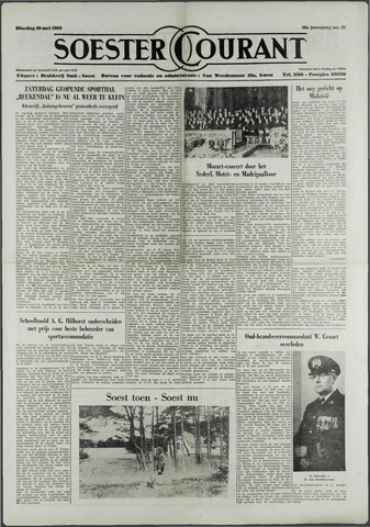 Soester Courant 1969-05-20