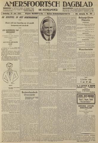 Amersfoortsch Dagblad / De Eemlander 1932-06-23