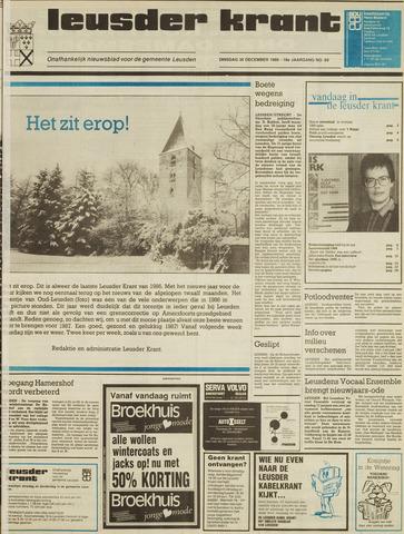 Leusder Krant 1986-12-30