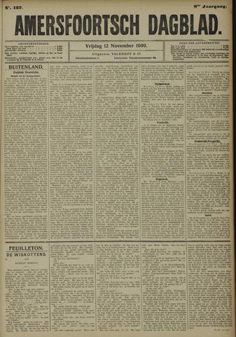 Amersfoortsch Dagblad 1909-11-12