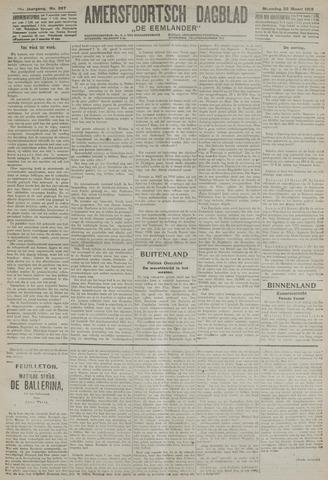 Amersfoortsch Dagblad / De Eemlander 1918-03-25