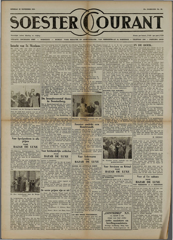Soester Courant 1955-11-22