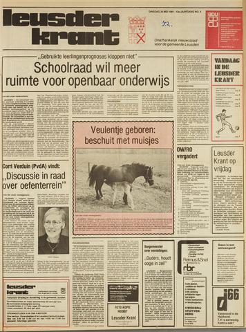 Leusder Krant 1981-05-26
