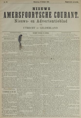 Nieuwe Amersfoortsche Courant 1890-10-08