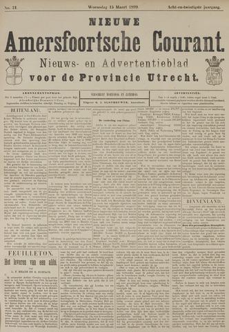 Nieuwe Amersfoortsche Courant 1899-03-15