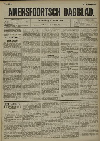 Amersfoortsch Dagblad 1908-03-19