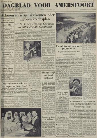 Dagblad voor Amersfoort 1950-09-21