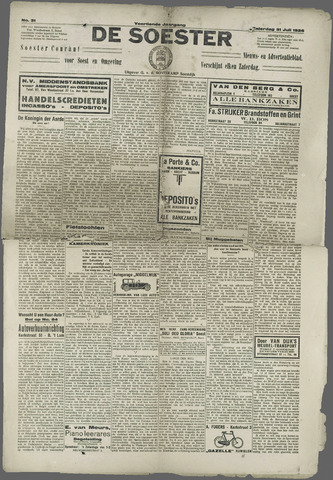 Soester Courant 1926-07-31