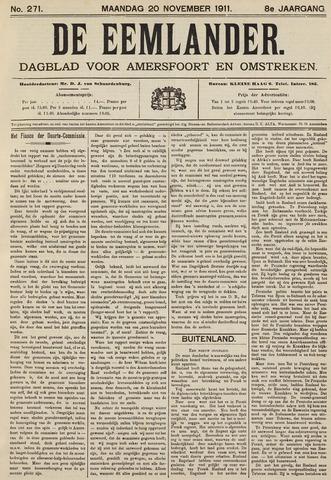 De Eemlander 1911-11-20