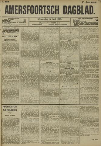 Amersfoortsch Dagblad 1904-06-15