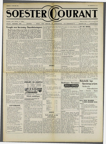 Soester Courant 1955-01-07