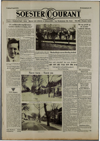 Soester Courant 1971-04-23